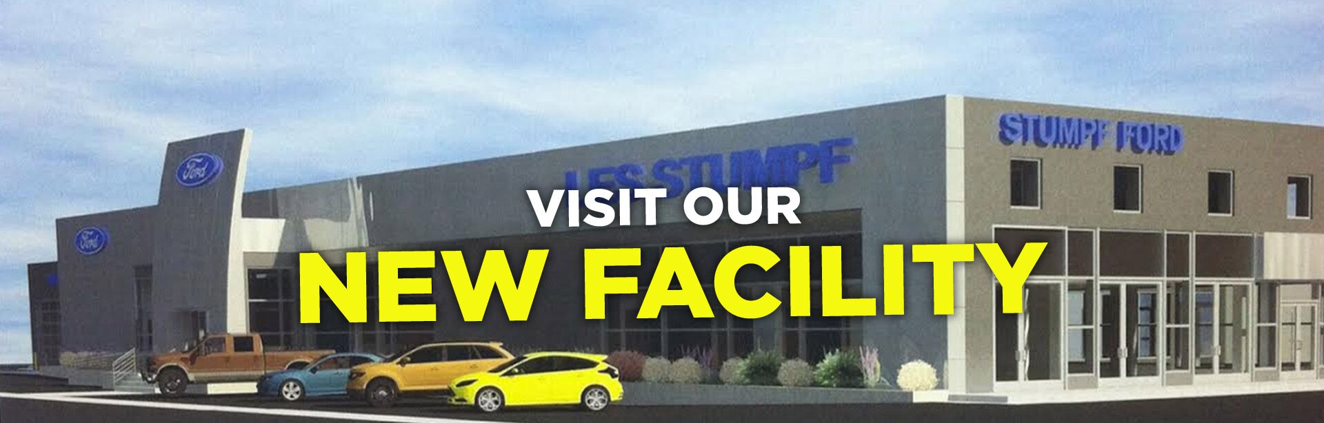 Visit our New Facility