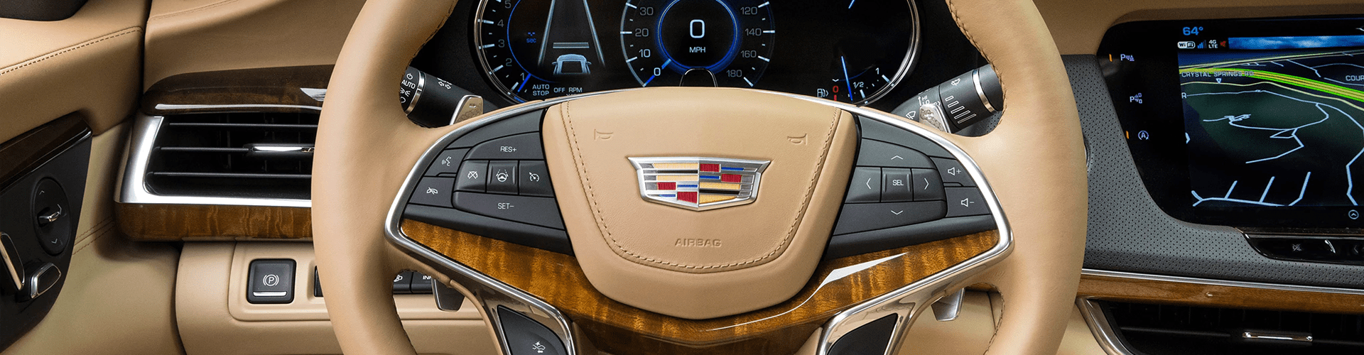 All New 2019 Cadillac