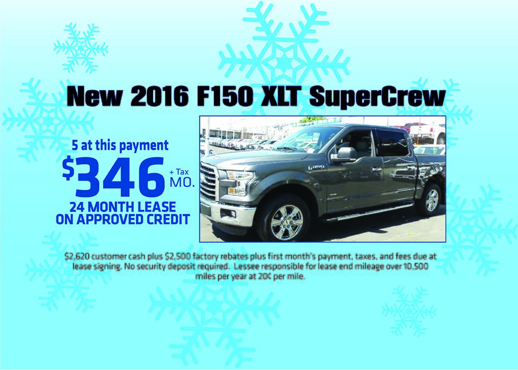 NEW F-150 XLT Special