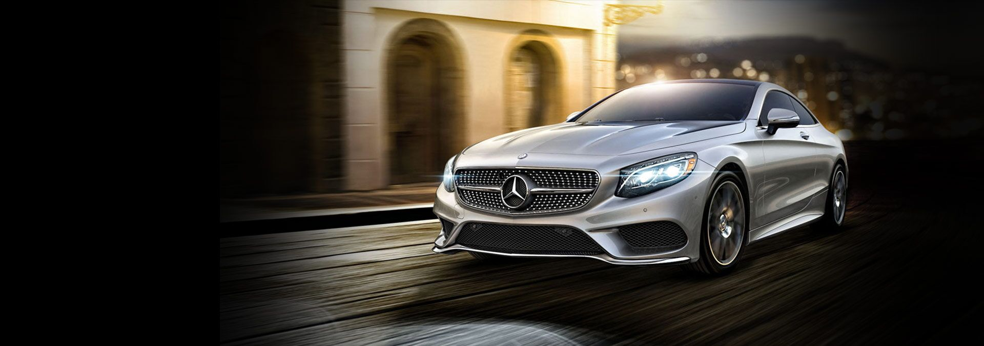New S-Class Coupe in Medford, OR