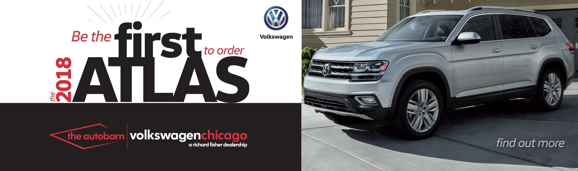 Be The First To Drive The All New Atlas