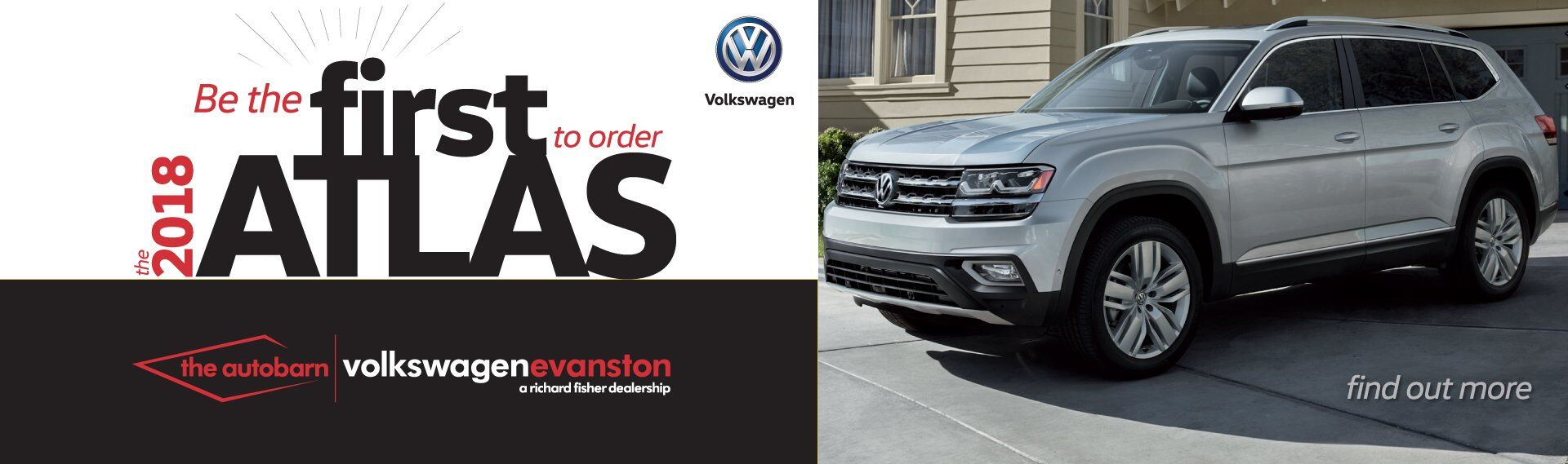 Be The First To Drive The All New VW Atlas