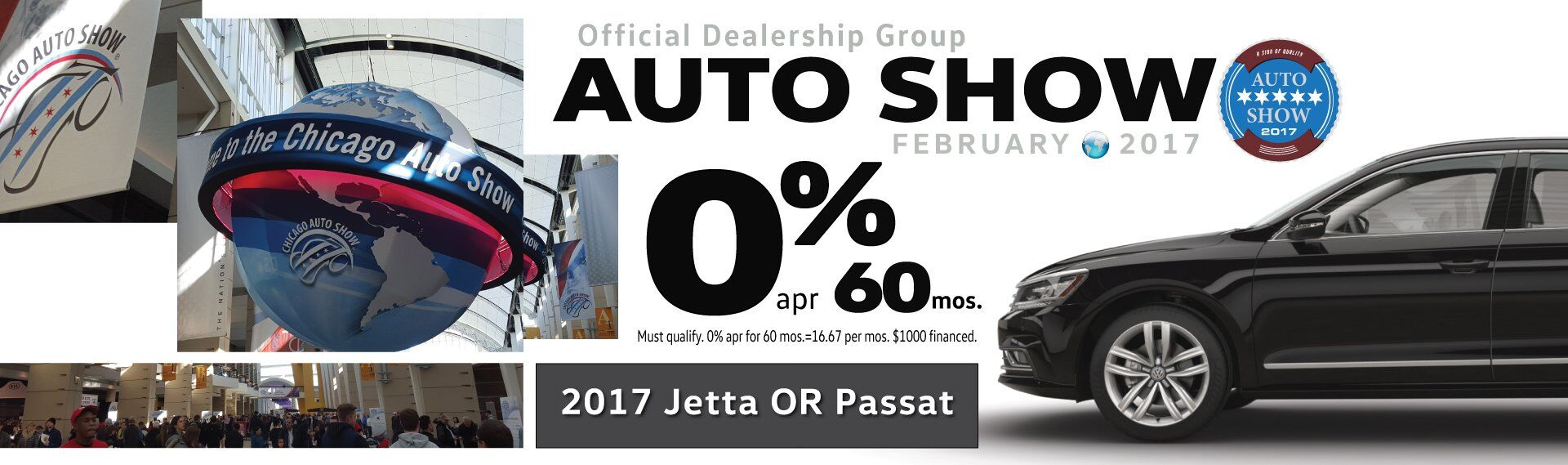0% APR On Jetta & Passat