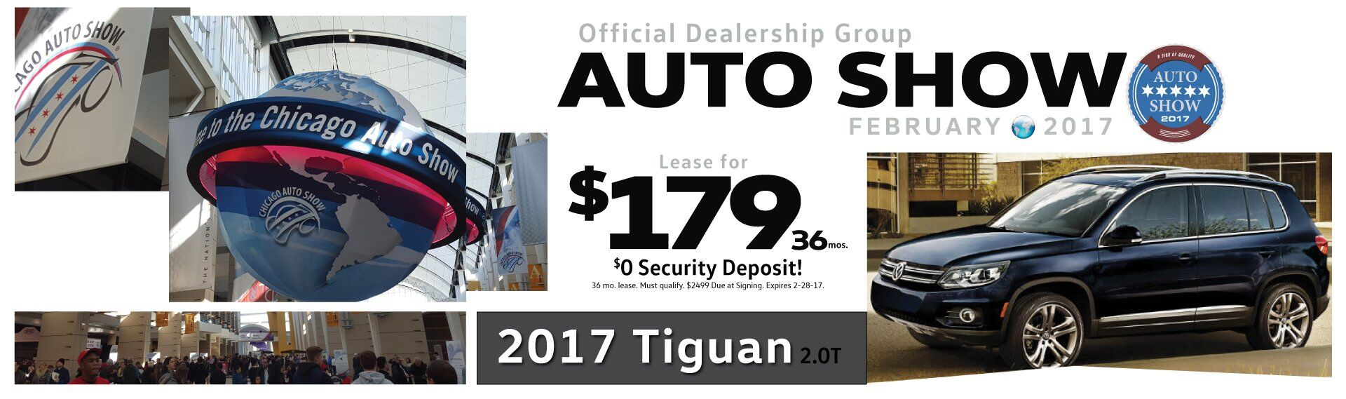 Lease a new tiguan for as low as $179 a month