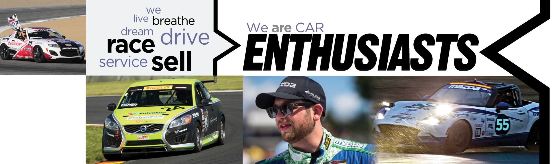 The Enthusiast Car Dealerships