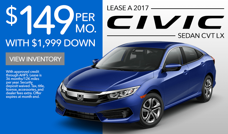 Civic Lease