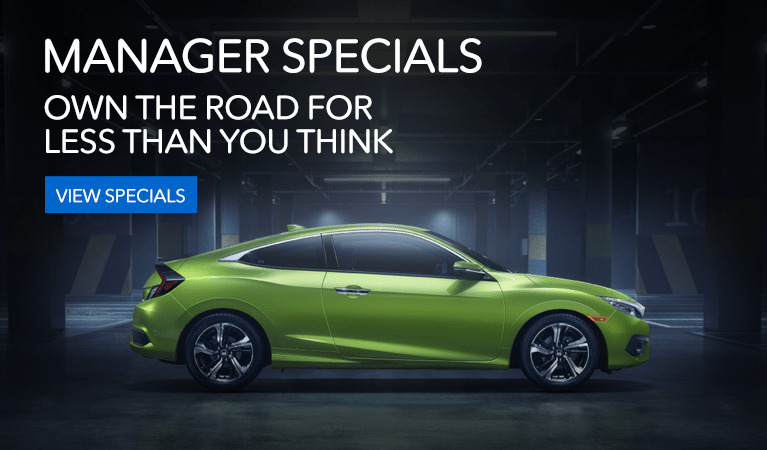 Don Jacobs Honda Dealer Specials