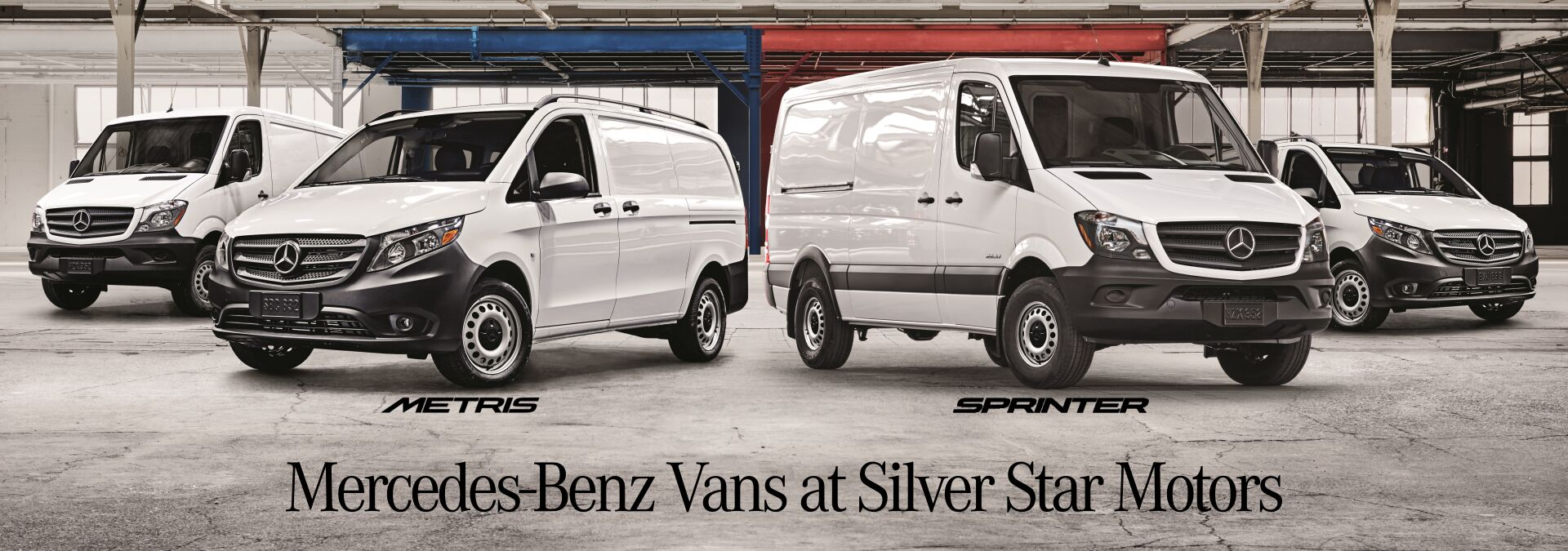Mercedes-Benz Vans in Long Island City, NY