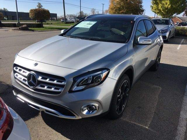 Mercedes-Benz GLA 250 4MATIC® SUV
