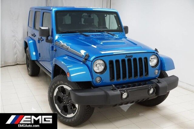 2014 Jeep Wrangler Unlimited Polar Edition w/ Navi