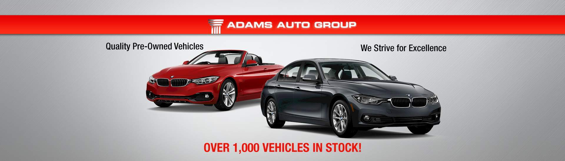 Used Car Dealership Charlotte NC | Adams Auto Group