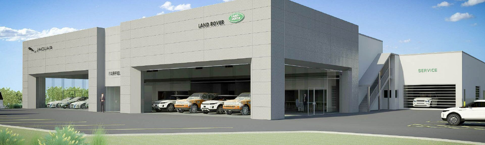 Jaguar Land Rover Fairfield