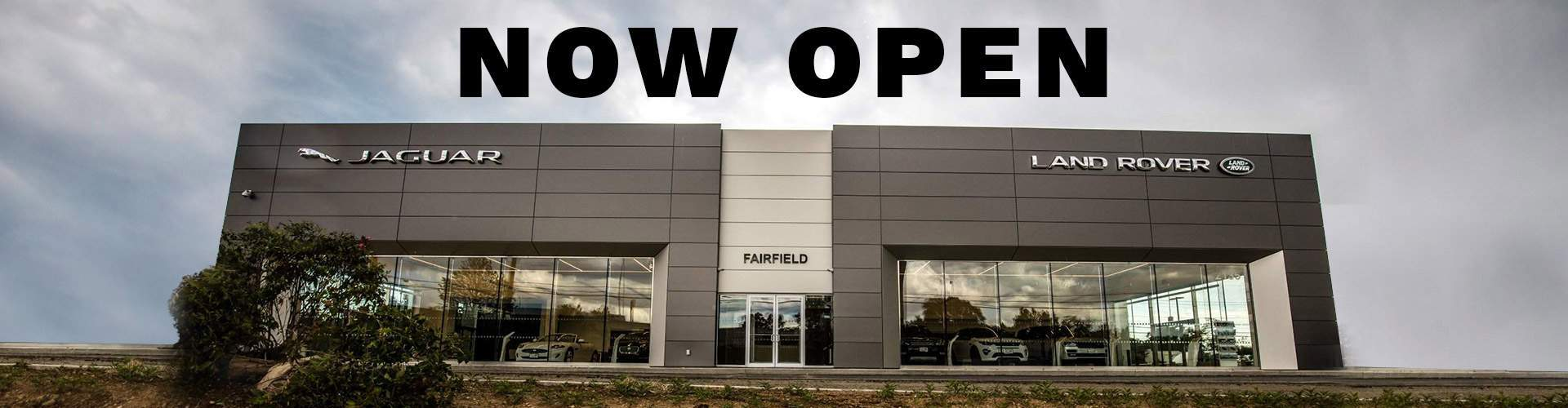 Jaguar Land Rover Fairfield Open Now