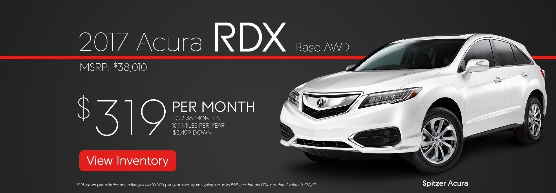 RDX Base AWD