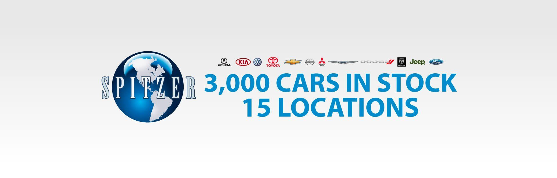 3000 vehicles in stock! Find one today!