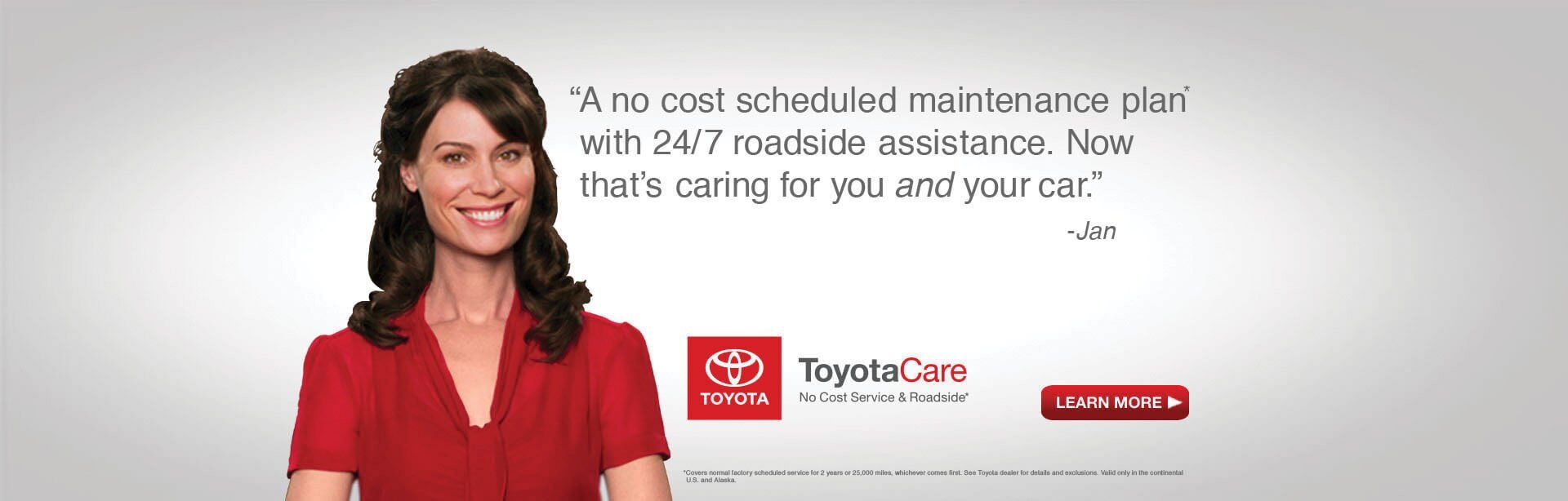 ToyotaCare at Spitzer Toyota Monroeville