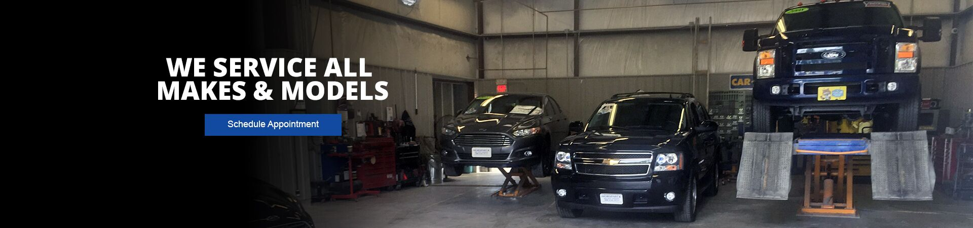 Schedule Service at Horseneck Auto Sales in Westport, MA