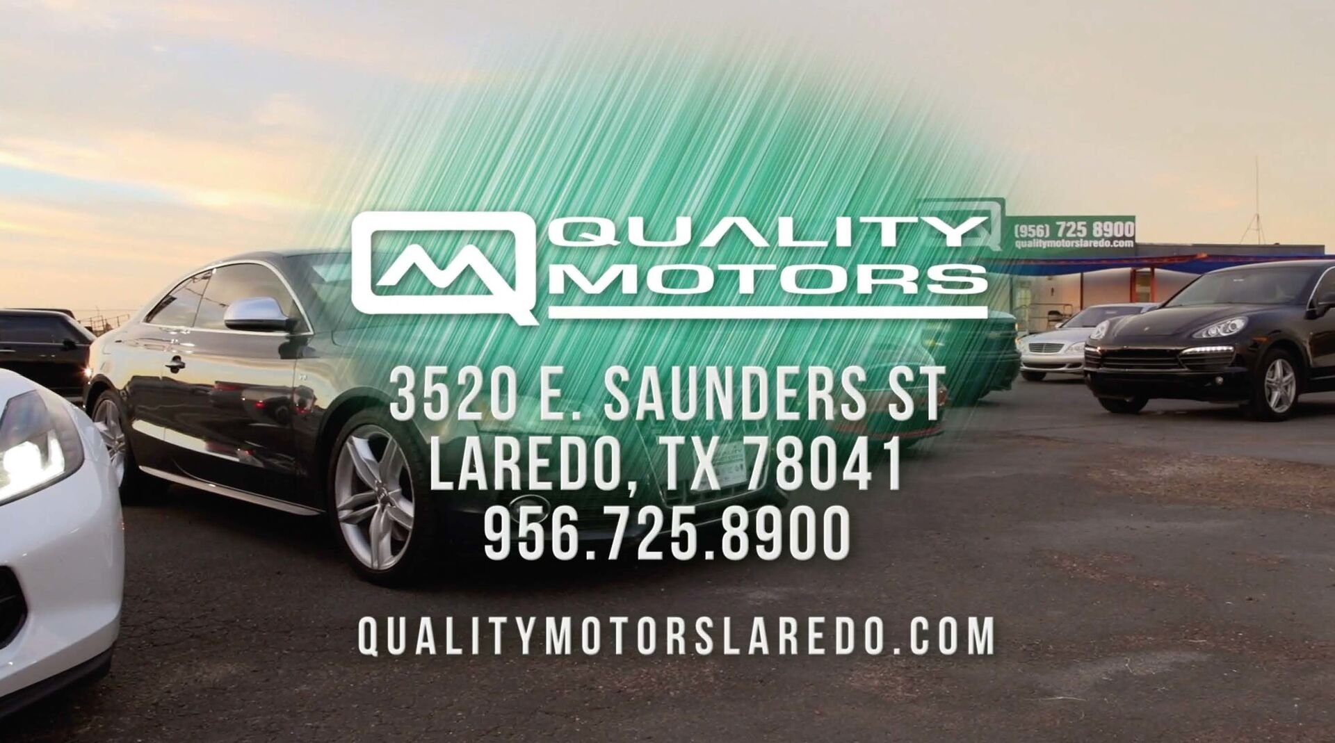 Cars For Sale In Laredo Tx >> Used Car Dealership Laredo Tx Quality Motors