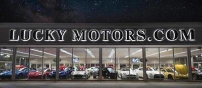 Lucky Motors showroom