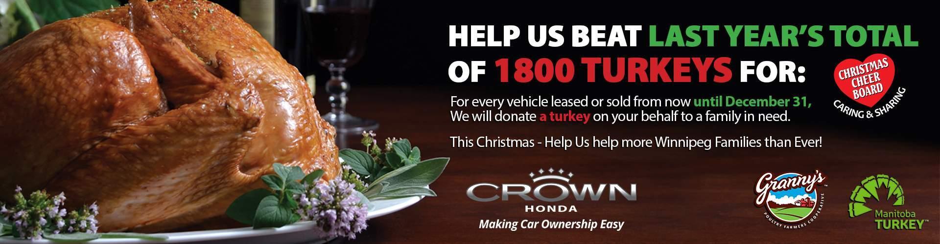 Crown Honda Mcphillips >> CROWN Honda Car Dealership Winnipeg MB   Used Cars CROWN ...