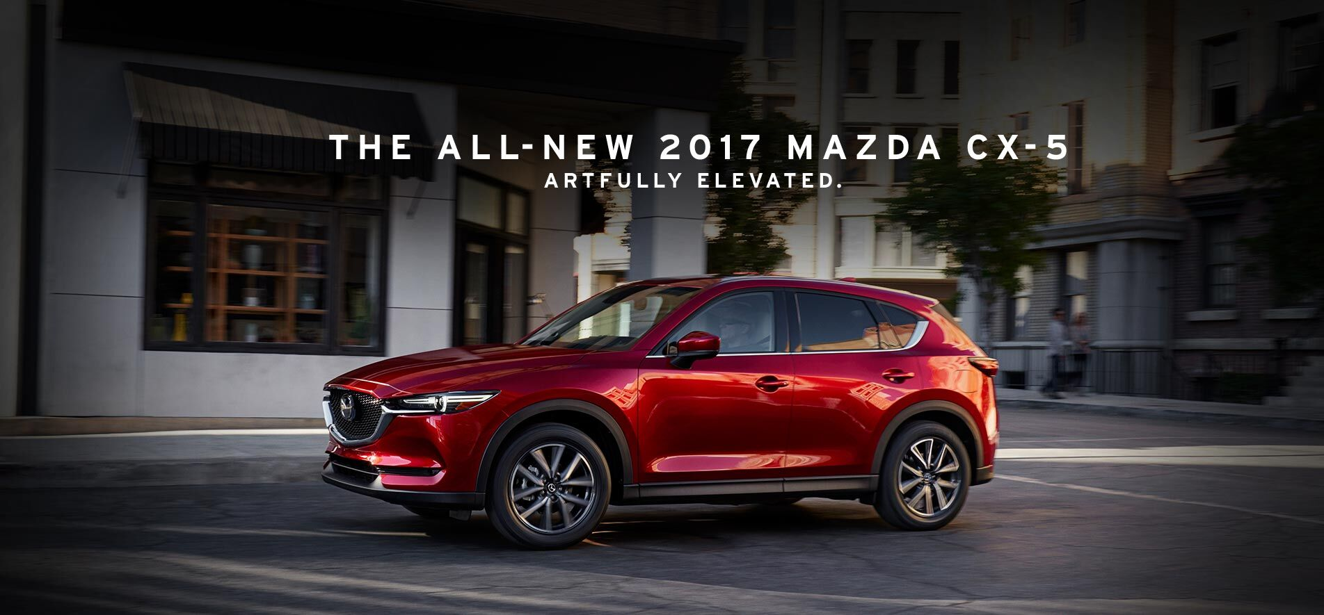 2017 Mazda CX-5 is here!!