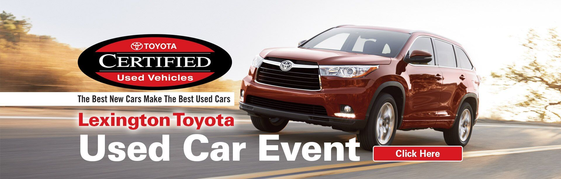 Used Car Event