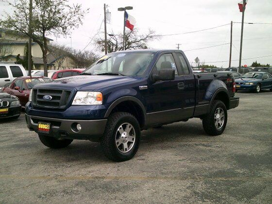 08 FORD F150
