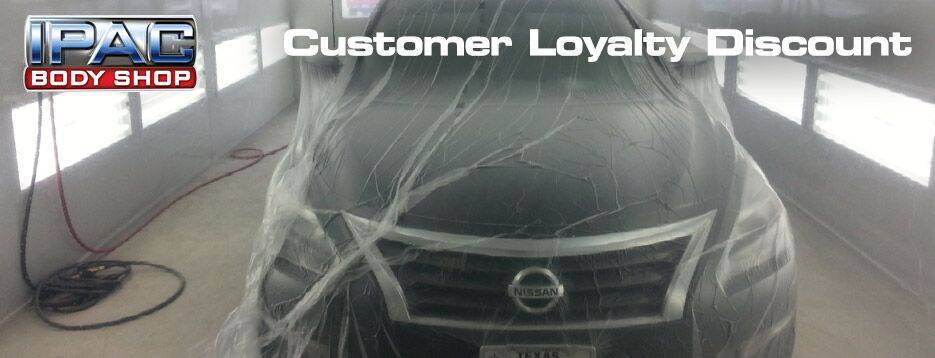 Customer Loyalty Discount