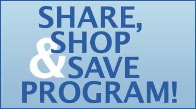 Shop Share and Save at IPAC