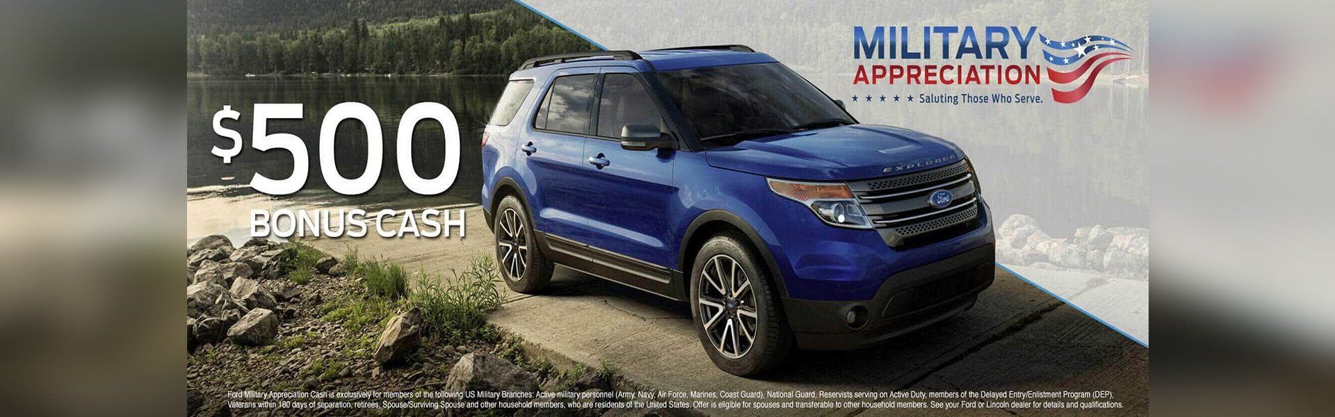 Kovatch Ford Military Discounts
