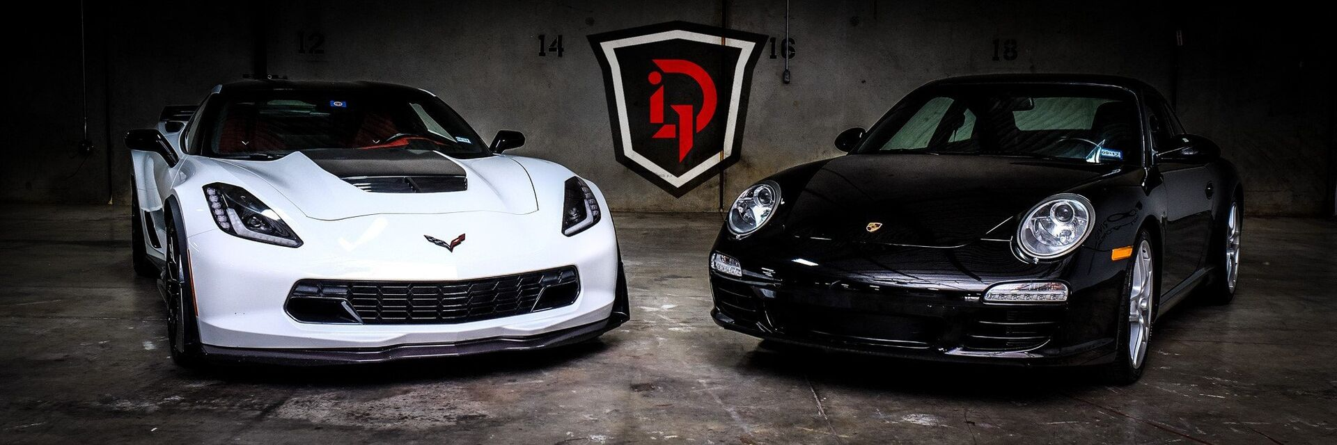 Used Corvette and Used Porsche