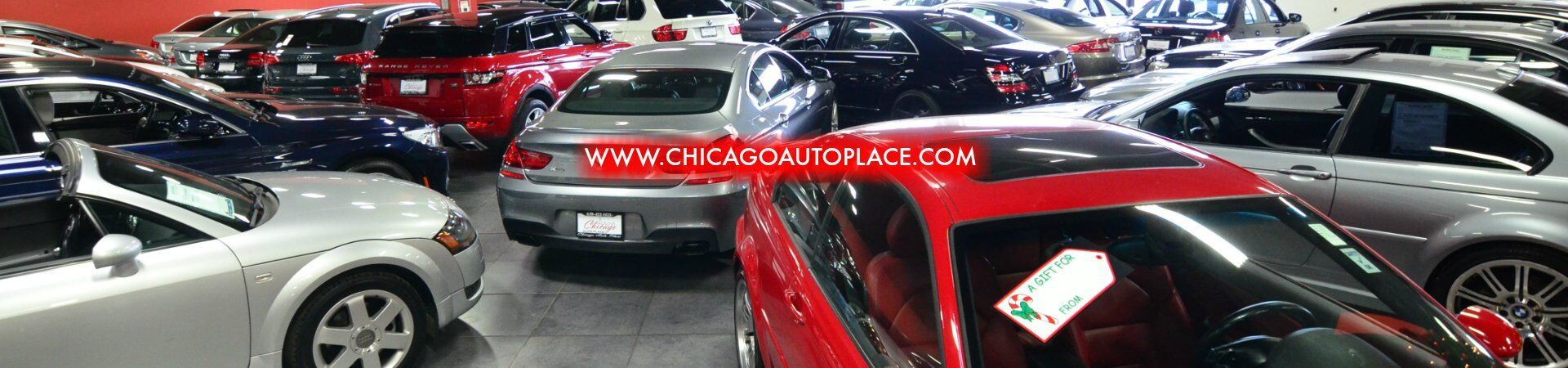 Chicago Auto Place Showroom 2