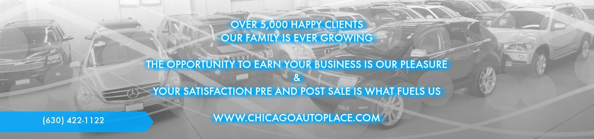 Over 5000 Happy Clients