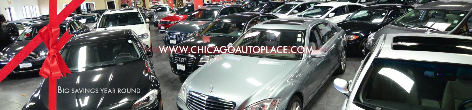 Chicago Auto Place Showroom