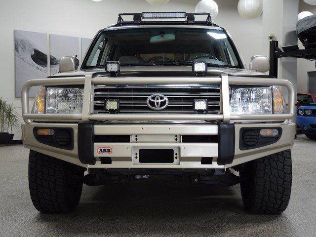 2005 Toyota Land Cruiser AWD