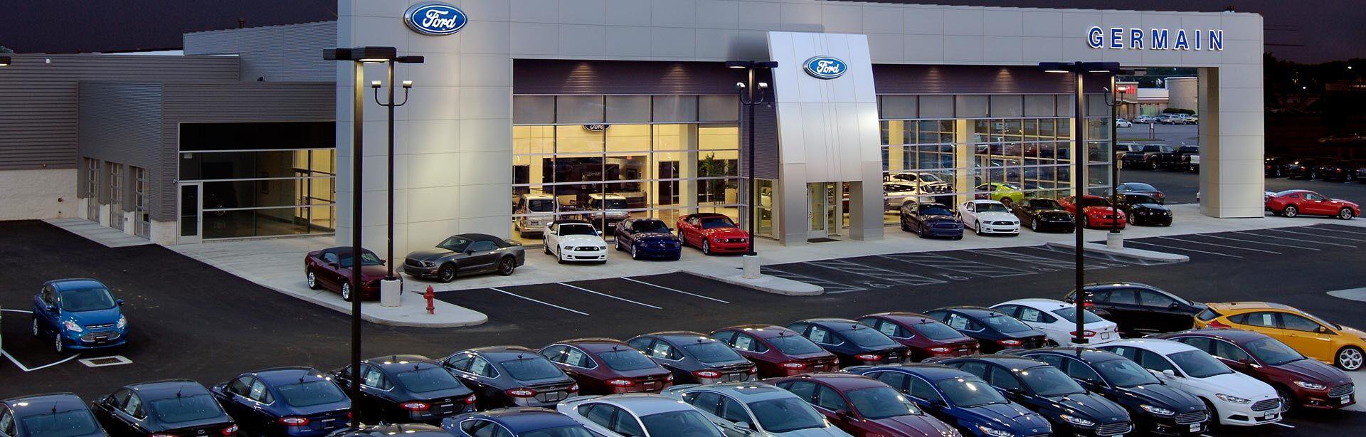 Germain Ford Columbus OH & Ford Lexus Mazda Nissan Dealerships Columbus OH | Used Cars ... markmcfarlin.com