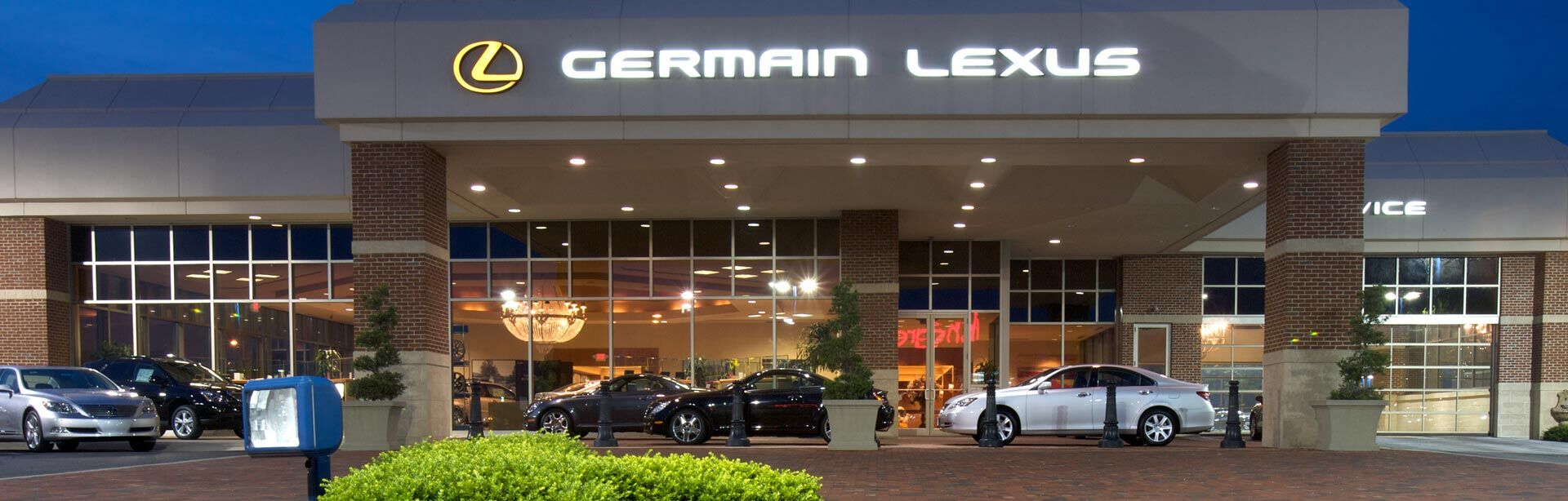 Germain Lexus of Easton Germain of Columbus Columbus OH