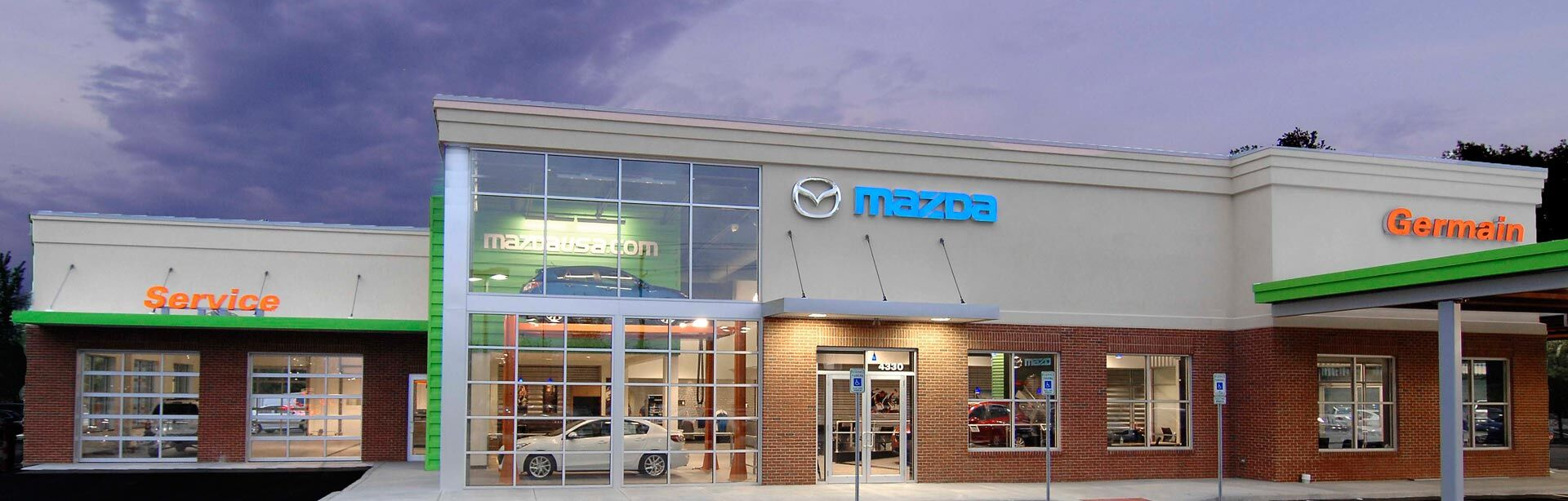 Germain Mazda Columbus OH