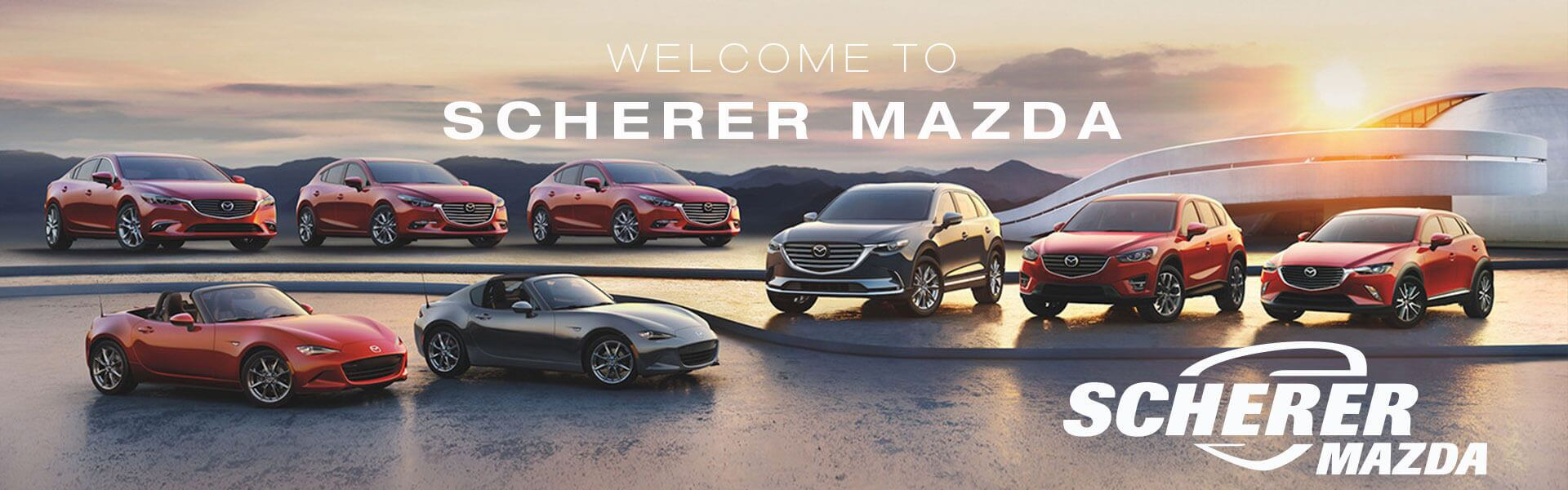 Car Dealerships Peoria Il >> Mazda Dealership Peoria IL | Used Cars Scherer Mazda