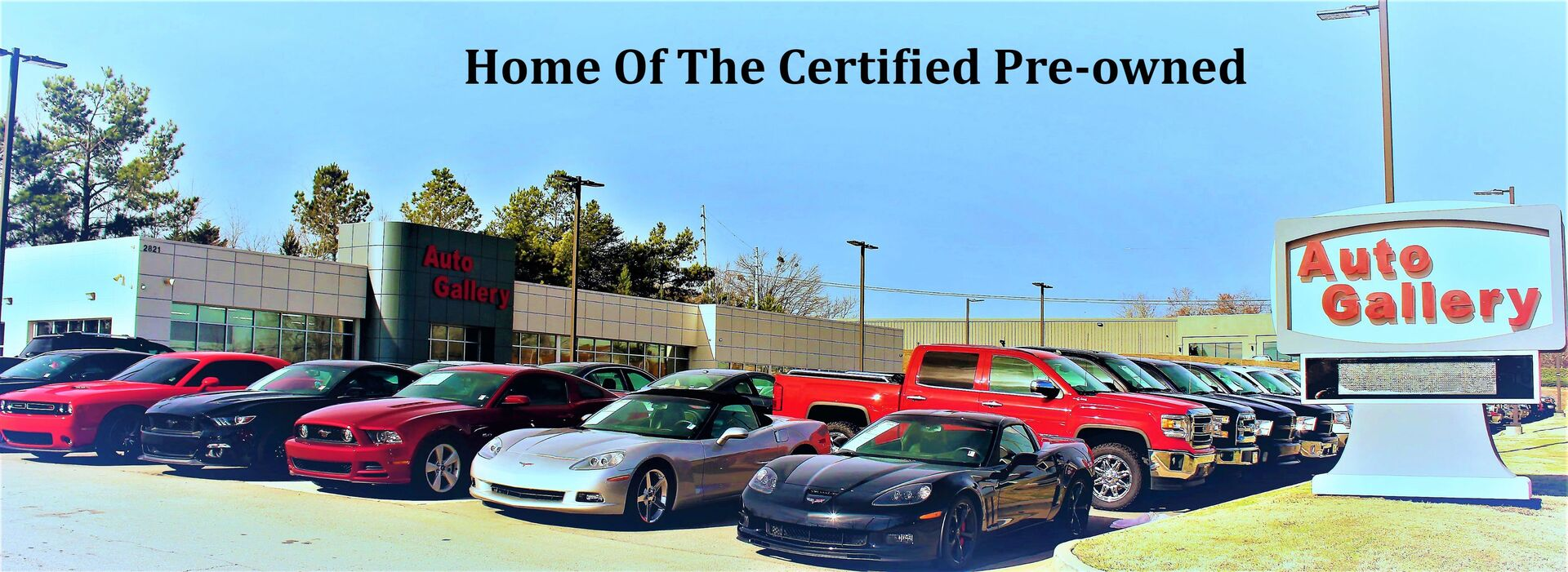 Used Car Dealerships In Augusta Ga >> Dealership Gainesville GA | Used Cars Auto Gallery