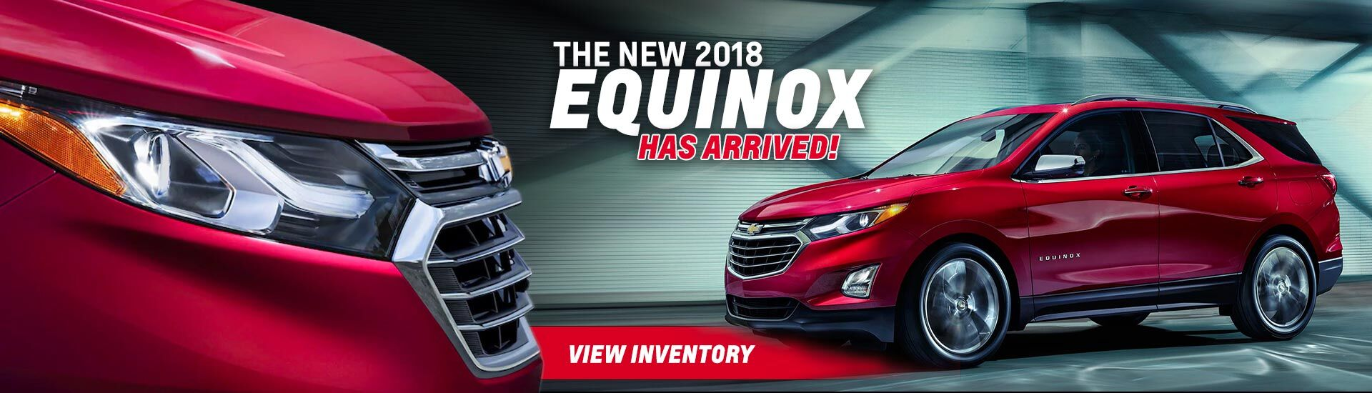 The New Equinox has arrived!