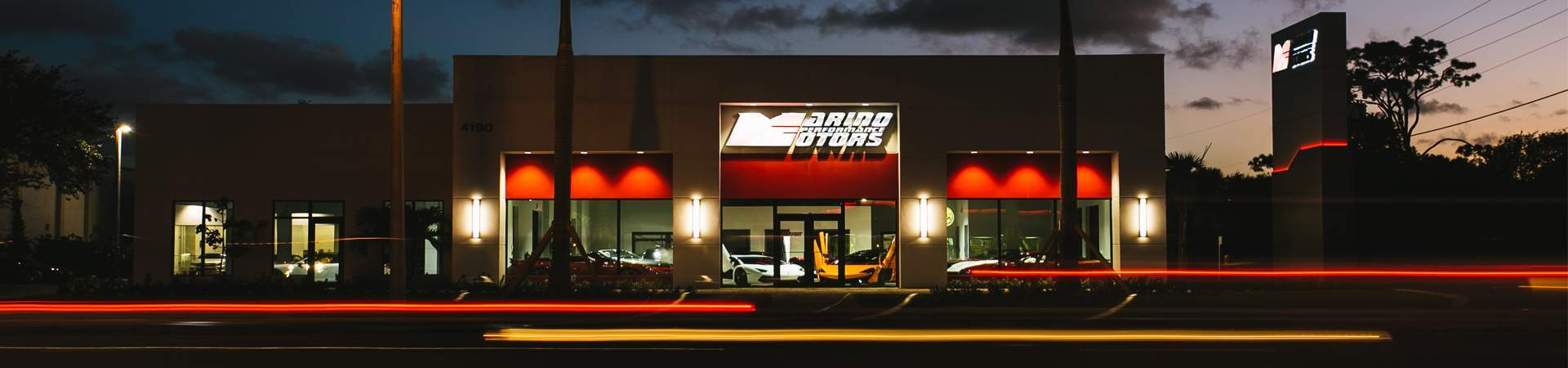 Welcome to Marino Performance Motors