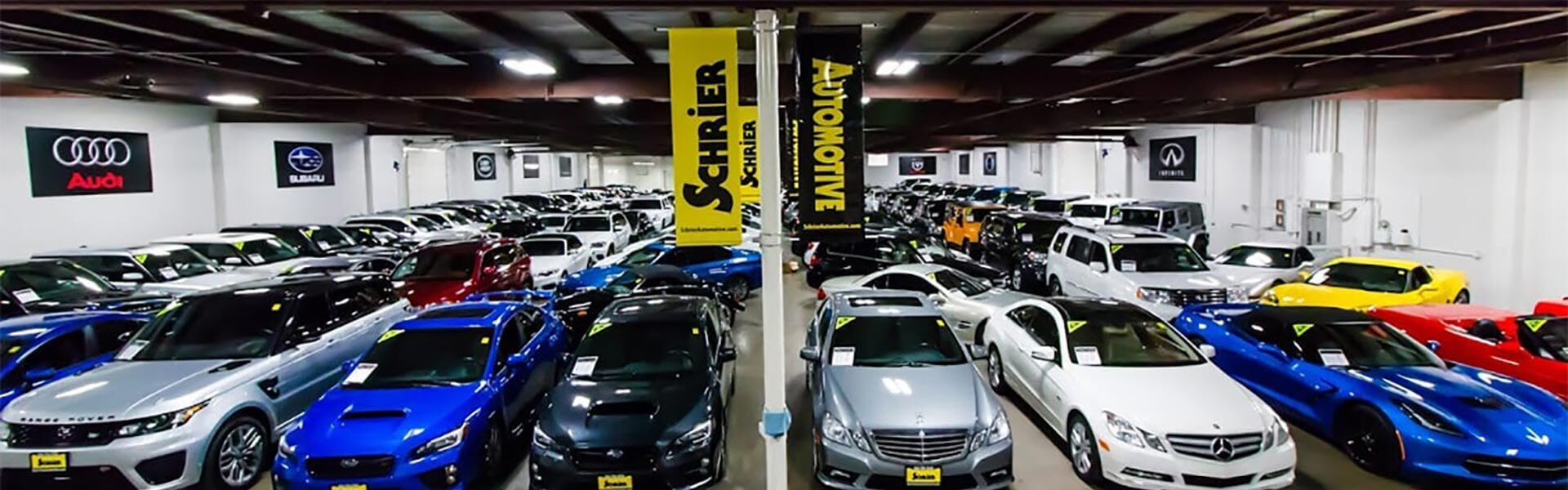 Used Cars at Schrier Automotive