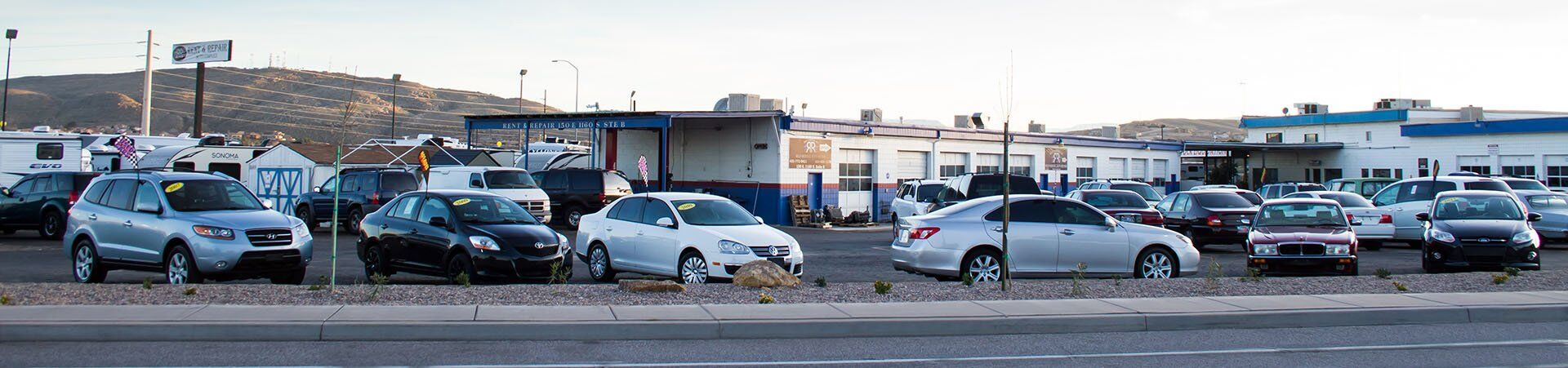 Used Vehicles in St. George, UT