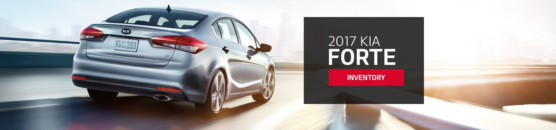 New Kia Forte at Mike Smith Kia