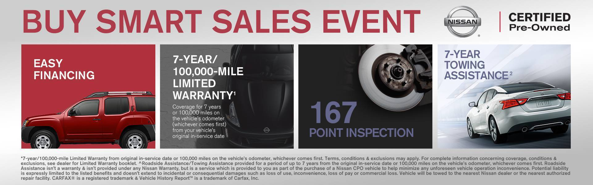 Buy Smart Sales Event