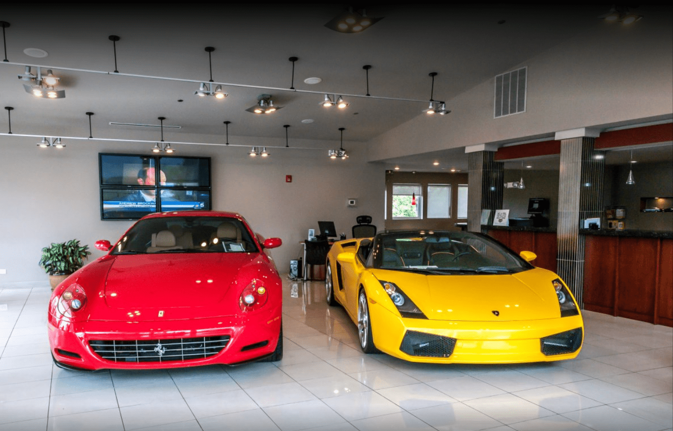 Used Car Dealership Buffalo Grove Il Lux Cars Chicago
