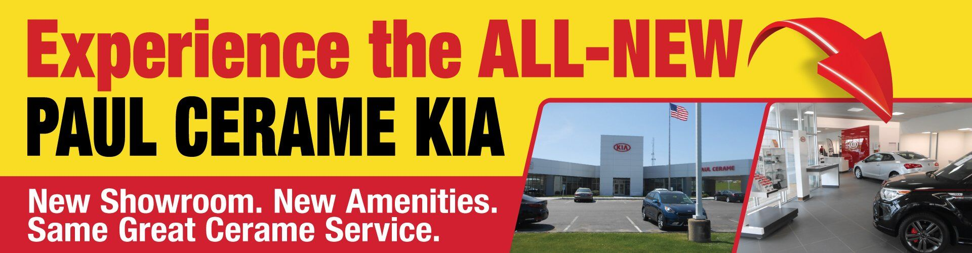Al New Paul Cerame Kia Store