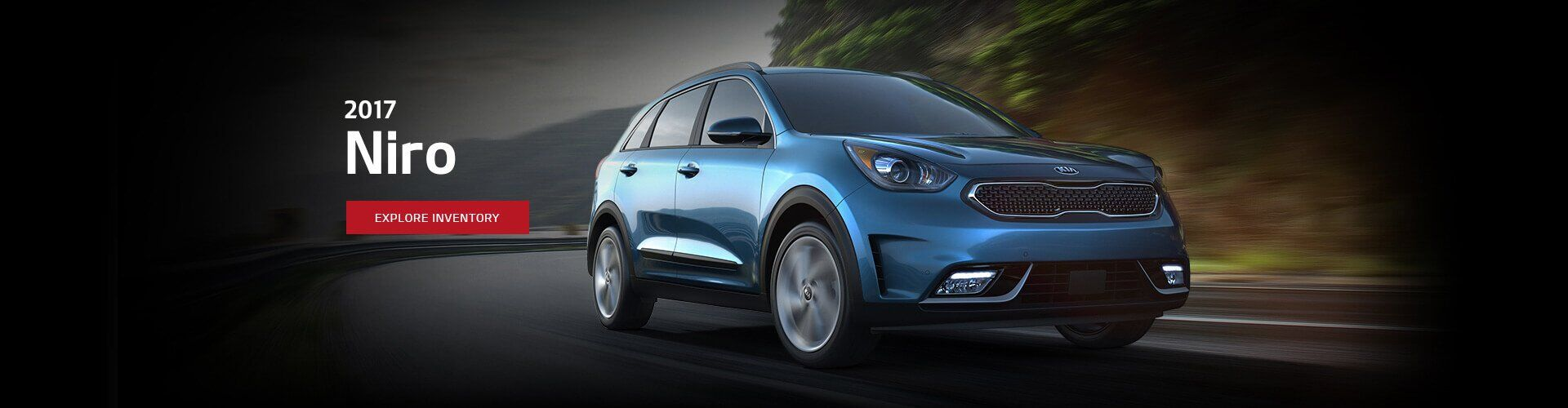 New Kia Niro at Paul Cerame Kia