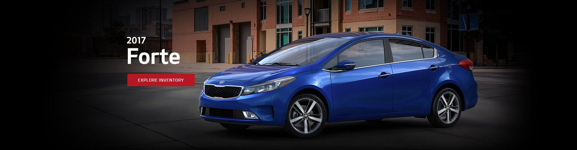 New Kia Forte at Paul Cerame Kia